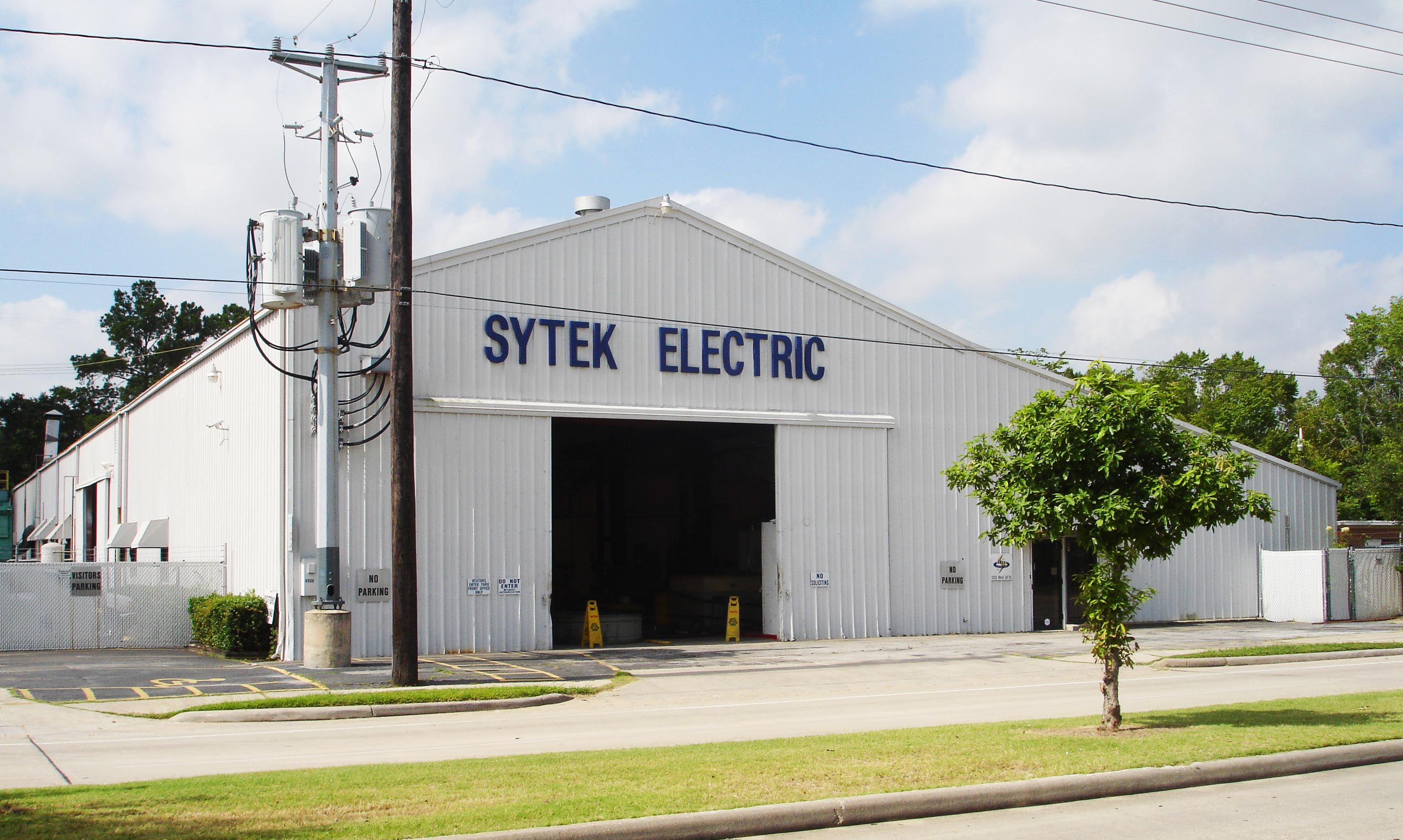 sytek_electric_building